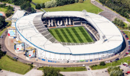 Hull City AFC And KCOM Stadium